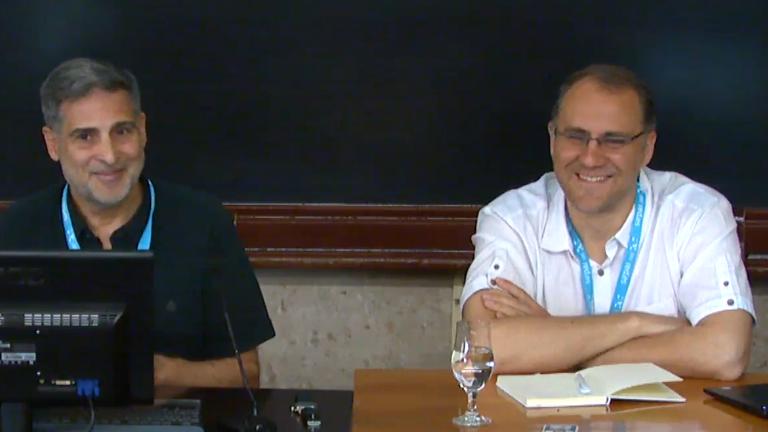 Sesión G1A: docencia-net